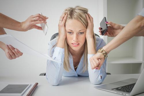 CZY STRES W PRACY TO NORMA?